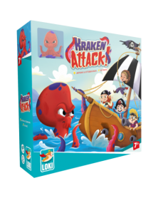 kraken attack boîte