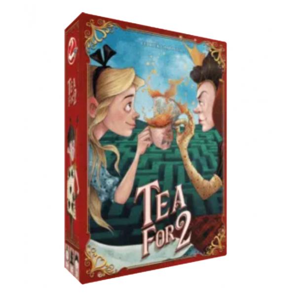 tea for 2 boîte