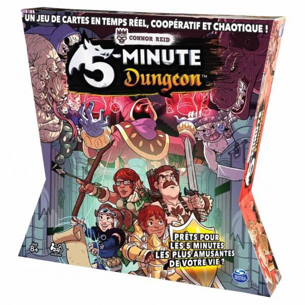 5 minute dungeon boite