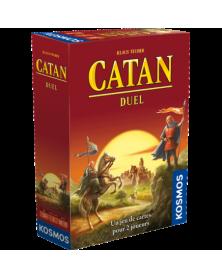 catan duel  boîte