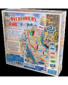 les aventuriers du rail new york exemple 1