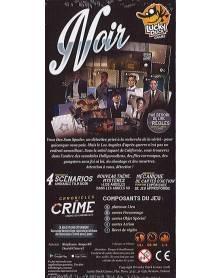 chronicles of crime : noir plateau