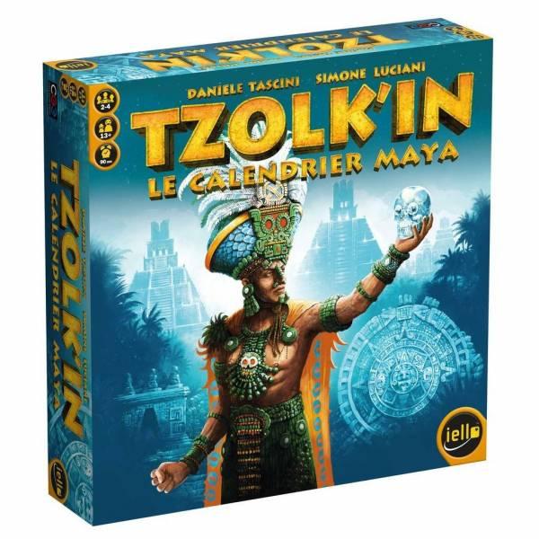 tzolkin : le calendrier maya boîte