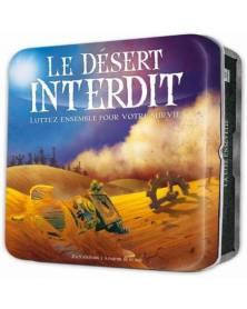 le désert interdit boîte