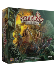 zombicide black plague : green horde saison 2 boîte