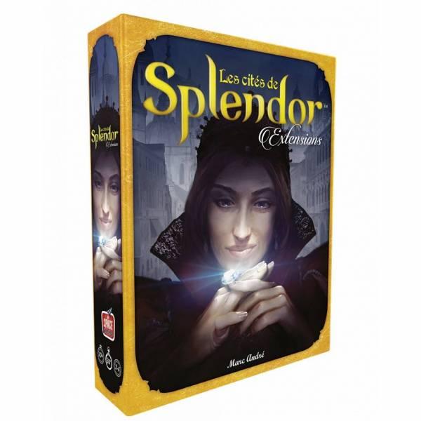 splendor : les cités de splendor boîte
