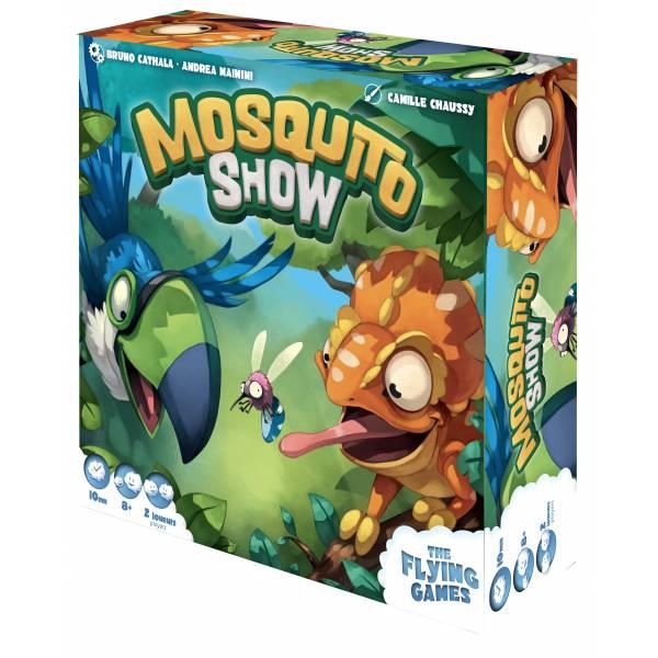 mosquito show boîte