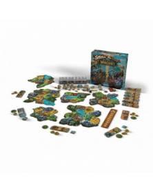 small world of warcraft plateau