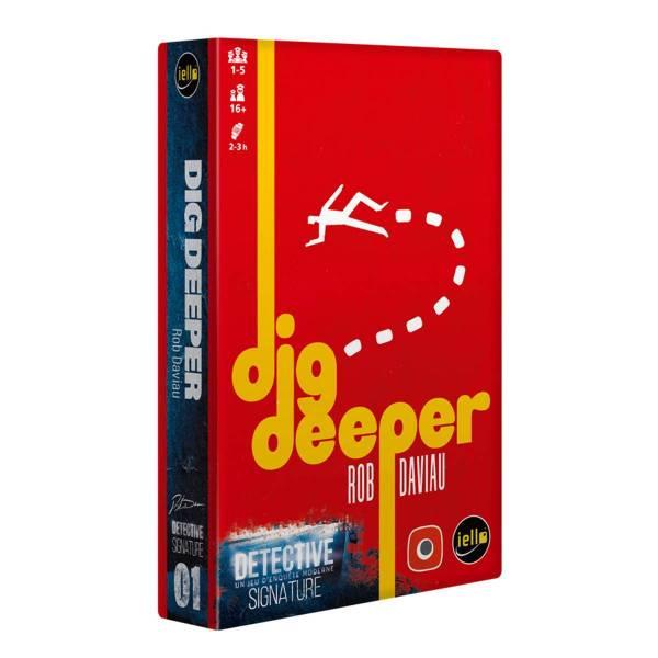 detective : big deeper boîte