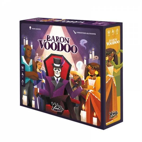 baron voodoo boîte