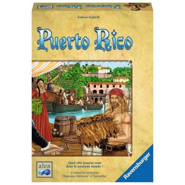 puerto rico boîte