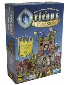orléans - invasions boîte