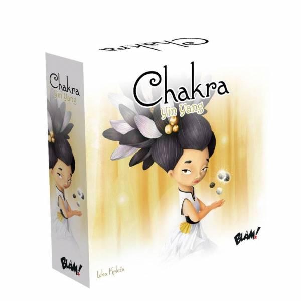 chakra : yin yang - extension boîte