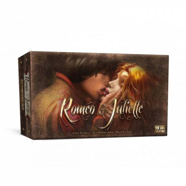 roméo et juliette boîte