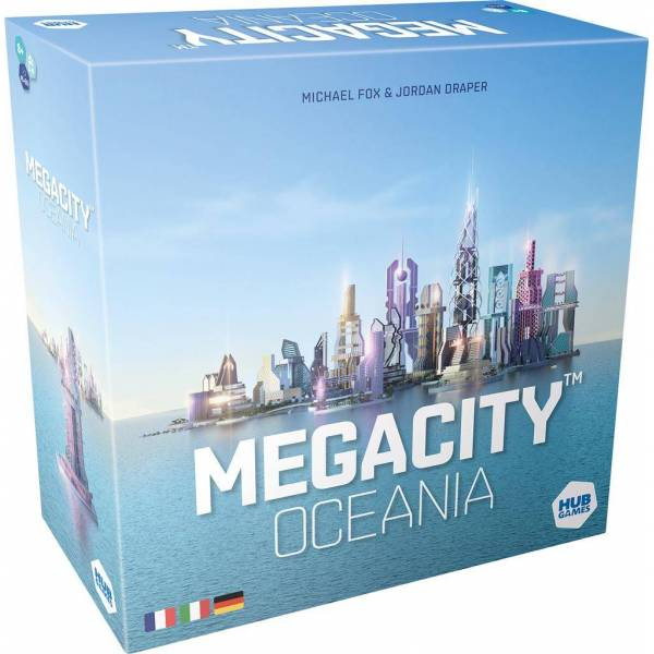 megacity : oceania boîte