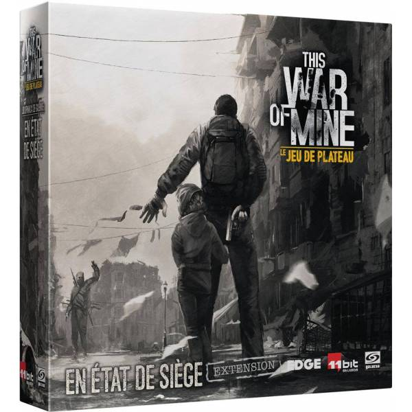 this war of mine : en état de siège boîte