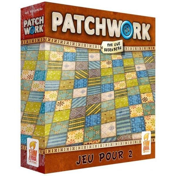 patchwork boîte