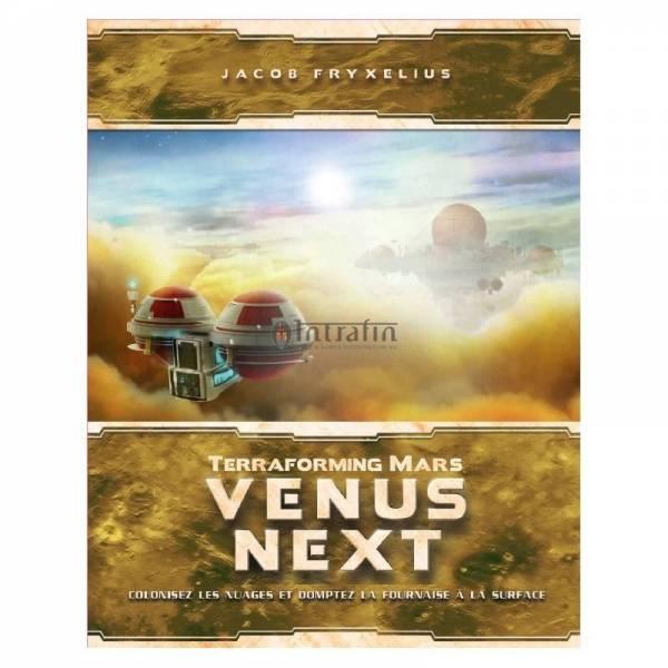 terraforming mars : venus next boîte