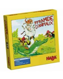 pyramide d'animaux boîte