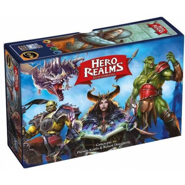 hero realms boîte