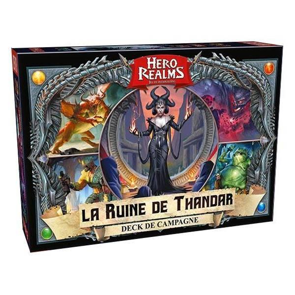 hero realms : la ruine de thandar boîte