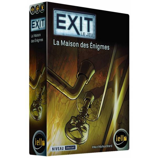 exit : la maison des énigmes boîte