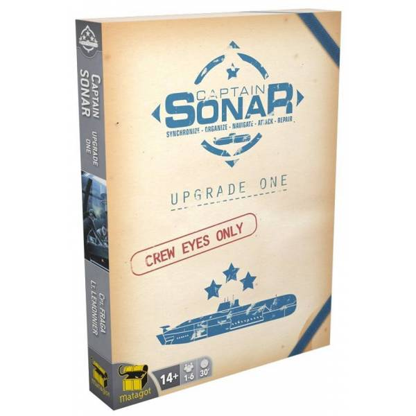 captain sonar : upgrade one boîte
