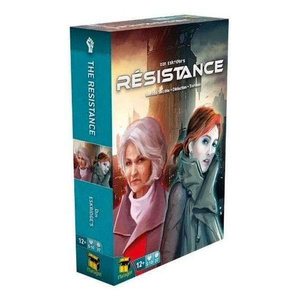 the résistance boîte