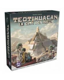 teotihuacan : la cité des dieux boîte