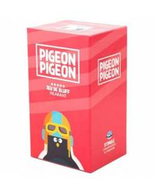 pigeon pigeon boîte