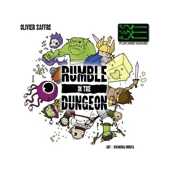 rumble in the dungeon boîte