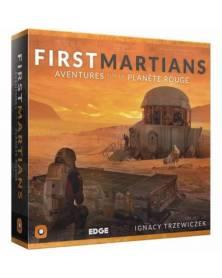 first martians : aventures sur la planète rouge boîte