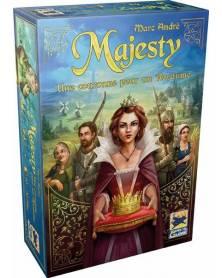 majesty boîte