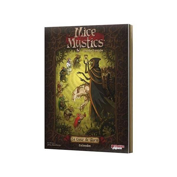 mice & mystics : le coeur de glorm boîte