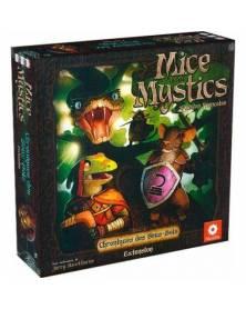 Mice & Mystics : Chroniques des sous-bois