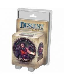 descent : lieutenant zachareth boîte
