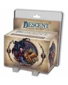 descent : lieutenant raythen boîte