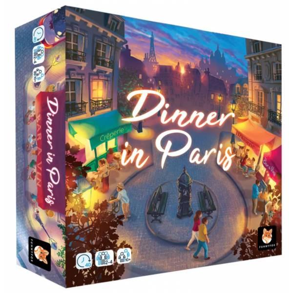 dinner in paris boîte