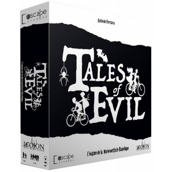 tales of evil boîte