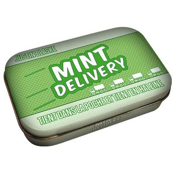 mint delivery  boîte