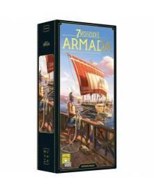 7 wonders : armada - nouvelle édition boîte