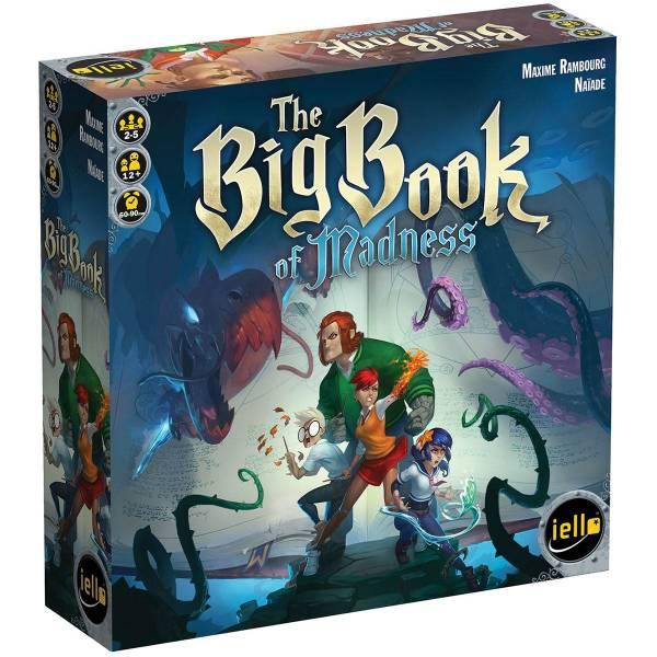 the big book of madness boîte