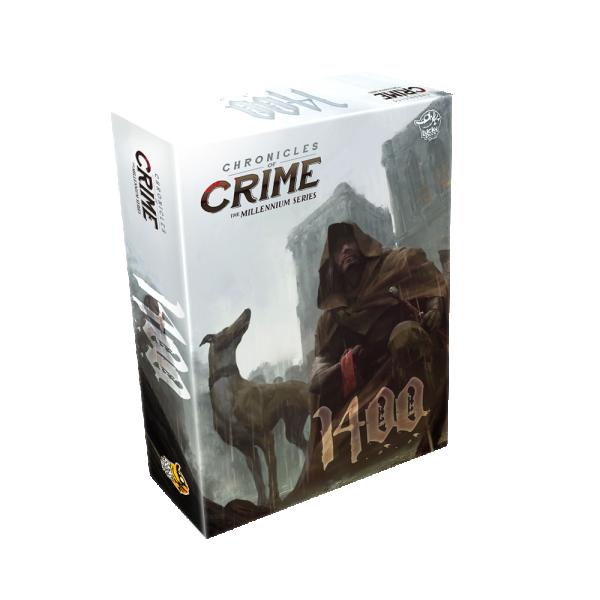 chronicles of crime millenium - 1400 boîte