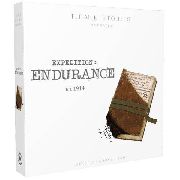 times stories : expédition endurance boîte