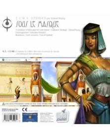 times stories : sous le masque plateau