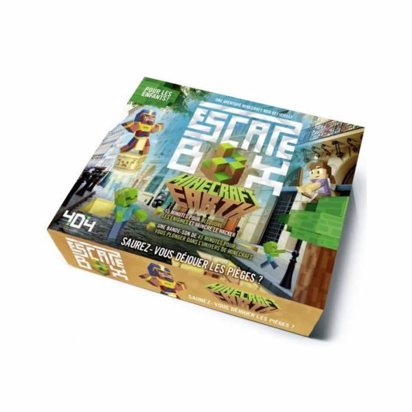 escape box : minecraft earth boîte