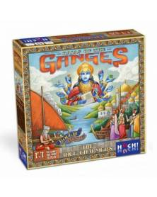 rajas of the ganges : the dice charmers boîte