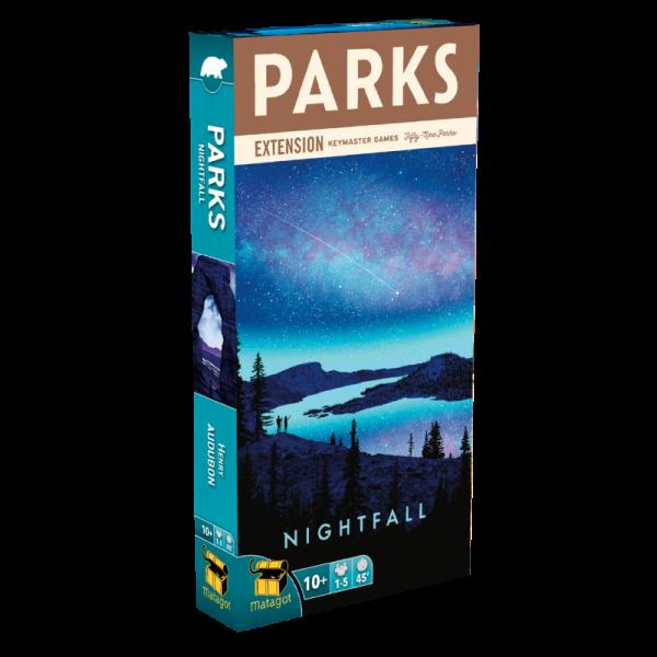 Park Nightfall Boite