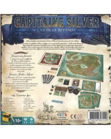 l'île au trésor - capitaine silver : l'île de la revanche plateau