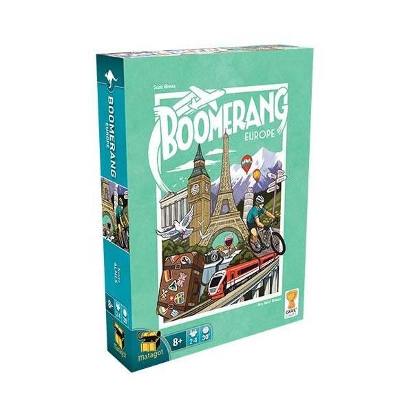 boomerang europe boîte